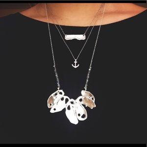 Jewelry - DIAMOND ANCHOR- whitegold &diamond anchor necklace